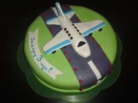 Торт для мальчика из мастики своими руками